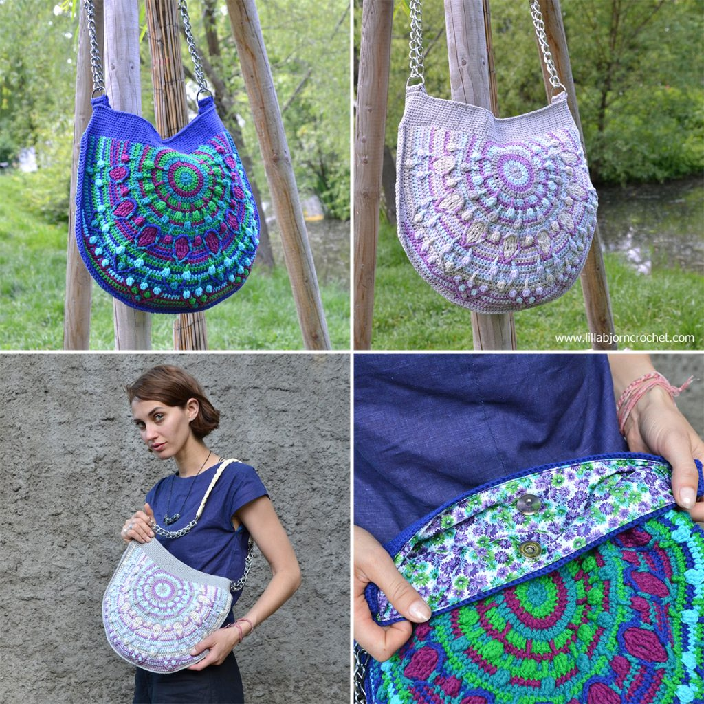 Easy And Spectacular Crochet Bag Pattern