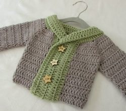 [Video Tutorial]This Cute Children's Chunky Winter Sweater Is So Comfortable To Wear And So Easy To Make