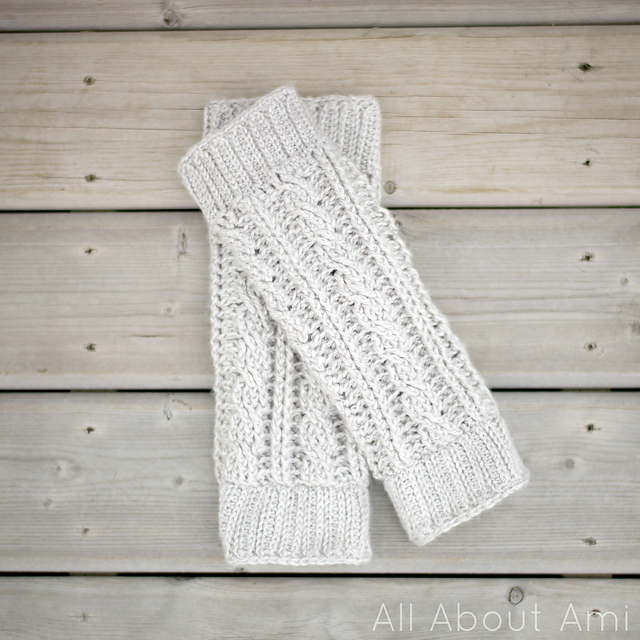 Super Cute And Stylish Leg Warmers Crochet Pattern