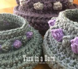 Cute Crochet Basket Pattern To Lighten Up Any Dull Corner In Your Home