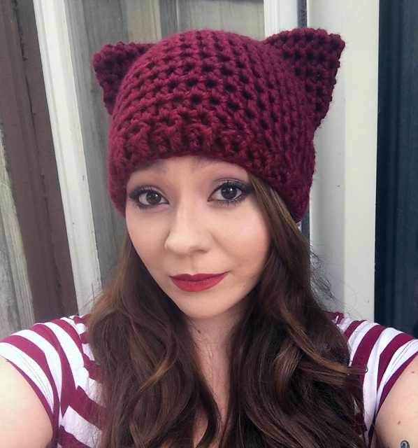 6 Adorable And Free Crochet Patterns For Cat Hats With ...