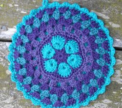 An African Flower Turned Mandala You Will Love Deeply!