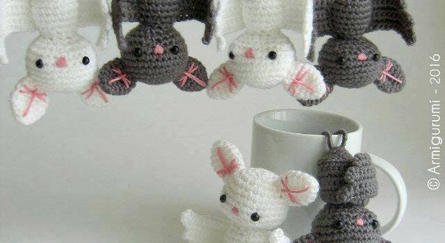 Paid Pattern Widely Admired Amigurumi Bat Will Get You