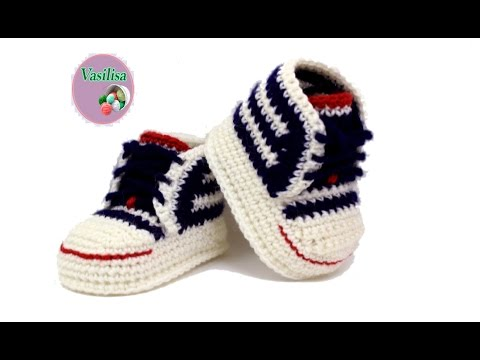 Brilliant Baby Converse Shoes To Easily Make For Your Little Baby