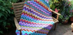 This Quick And Easy Granny Ripple Afghan May Just Become Your Favorite Pattern Ever!