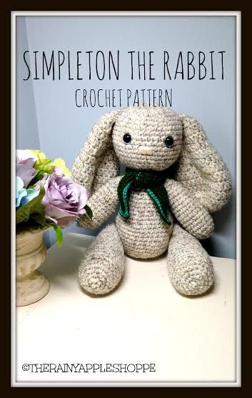 Adorable Easter Bunny Crochet Pattern