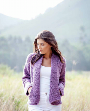Fabulous Crochet Cardigan For A Perfect Look Everyday