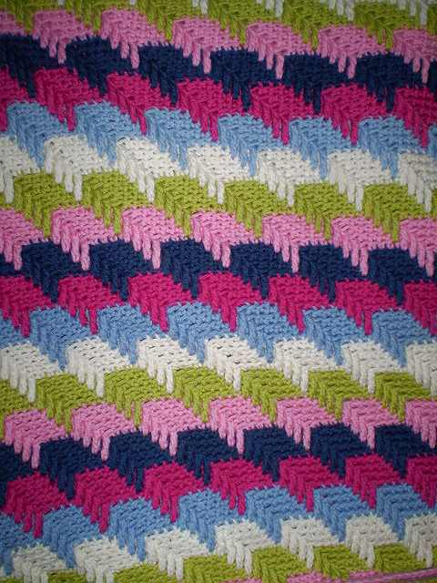 How To Crochet Apache Tears Pattern For Blanket : Gorgeous Apache Tears Afghan Free Crochet Pattern - Knit ...