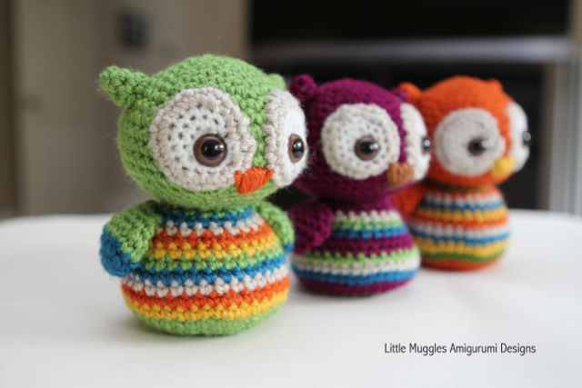 These Cute Baby Owls Amigurumi Will Make You The Best Gift Giver Ever!