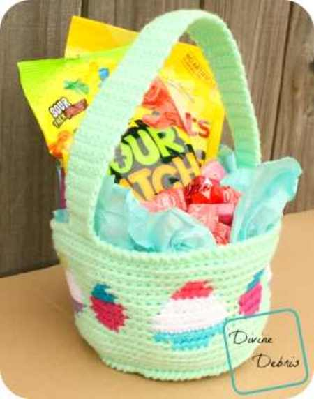 This Adorable Basket Is Perfect for Easter Candy