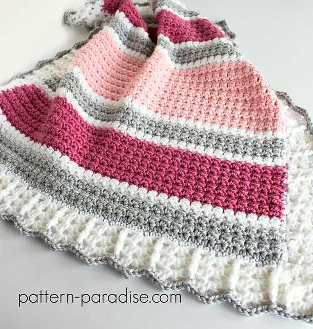 Daily Crochet Patterns : ... pattern with all the directions and full written pattern at: Pattern