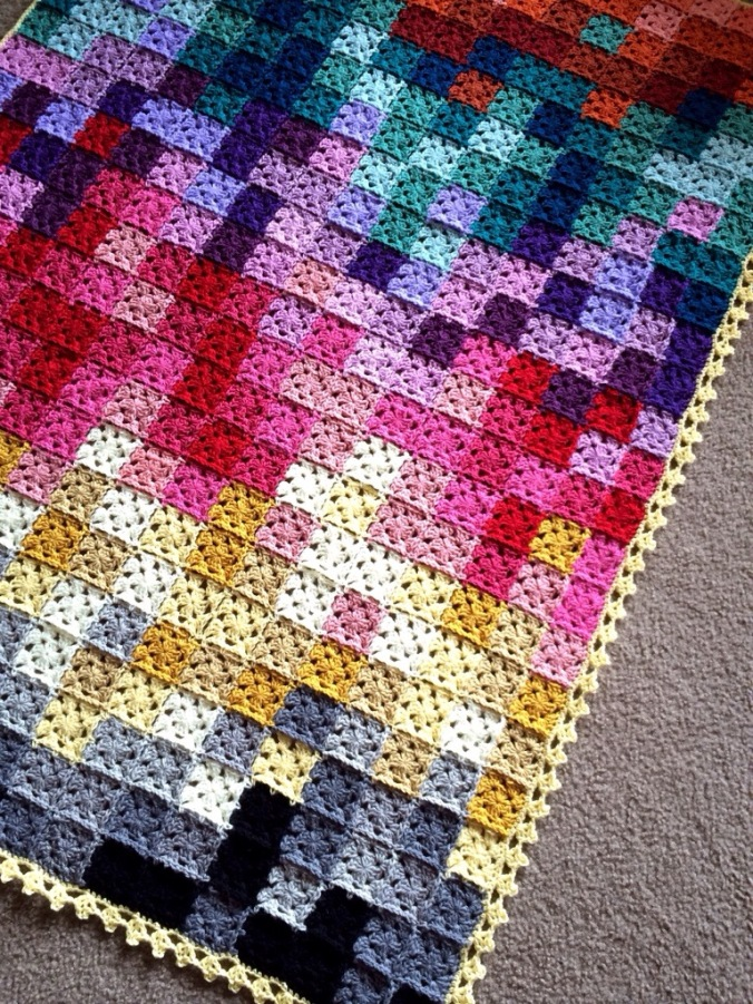 Easy Crochet Granny Squares Free Patterns Mesmerizing Amazing