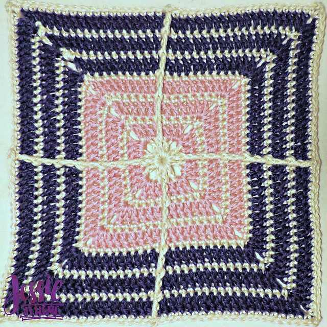 Easy Crochet Square Pattern To Make Today!