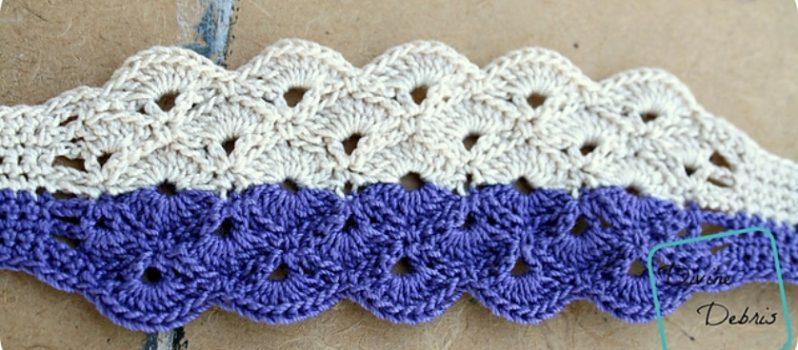 Free Pattern Fun And Fast Crochet Bracelet Knit And Crochet Daily