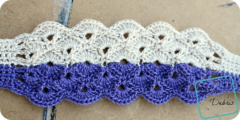 [Free Pattern] Fun And Fast Crochet Bracelet