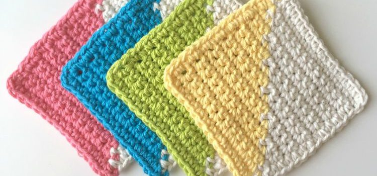 Free Pattern Eye Catching And Trendy Crochet Coasters Knit And
