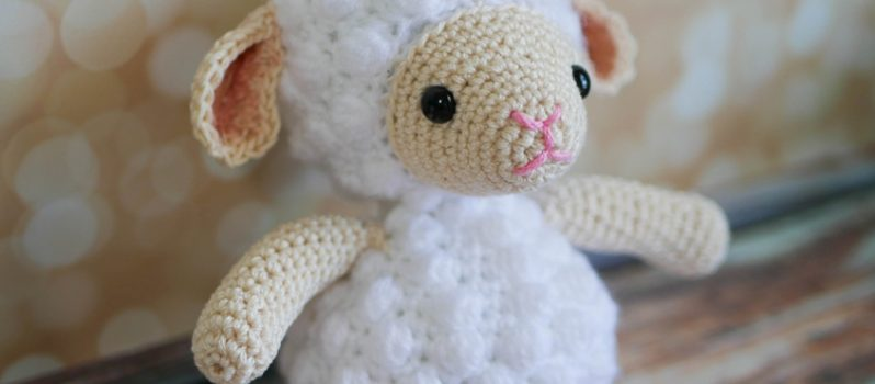 Free Pattern The Most Adorable Little Lamb Amigurumi Toy Pattern
