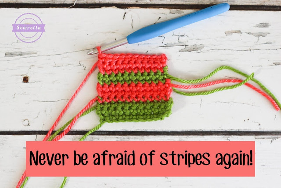 [Video Tutorial] This Simple Trick Makes Changing Colors For Striped Patterns Really Easy