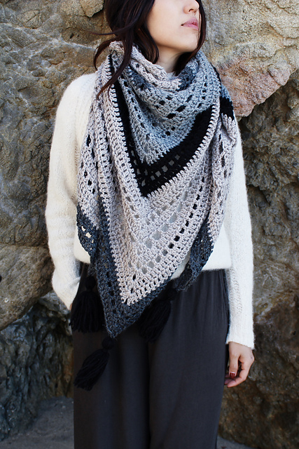 [Free Pattern] Easy And Stylish Wrap Pattern You'll Love Crocheting