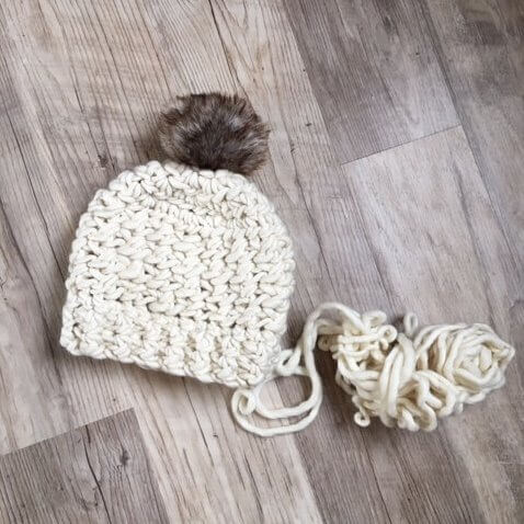 [Free Pattern] Quick And Chunky Crochet Hat To Work Up For Christmas