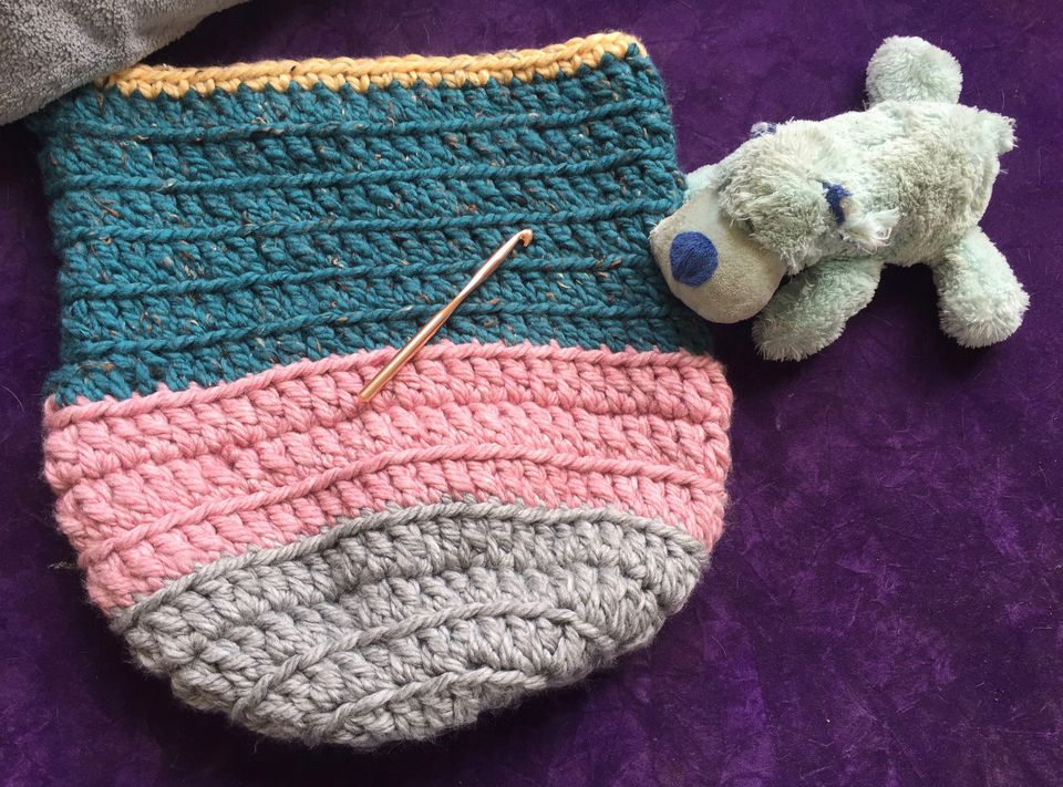 [Free Pattern] How To Quickly Make A Cozy Baby Cocoon Sleep Sack