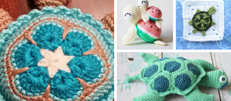 7 Awesome Free Sea Turtle Crochet Patterns Knit And Crochet Daily