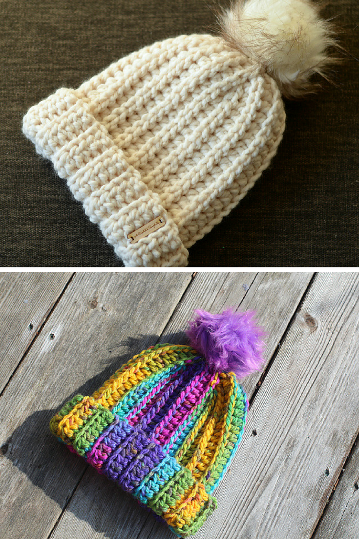 10 Awesome Olympic Hats Free Crochet Patterns