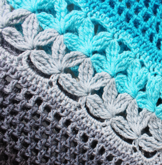 Fabulous & Versatile Crochet Flower Stitch