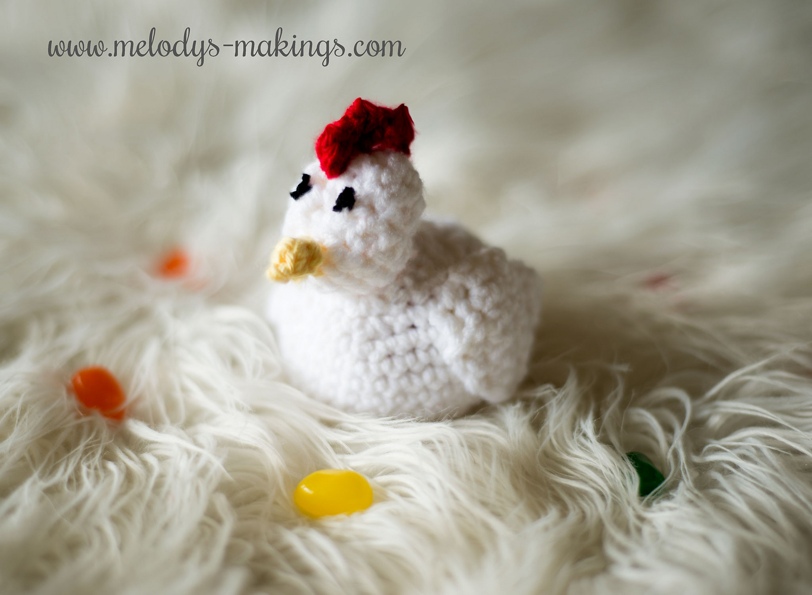 Free Pattern This 1 Hour Easter Chicken That Lays