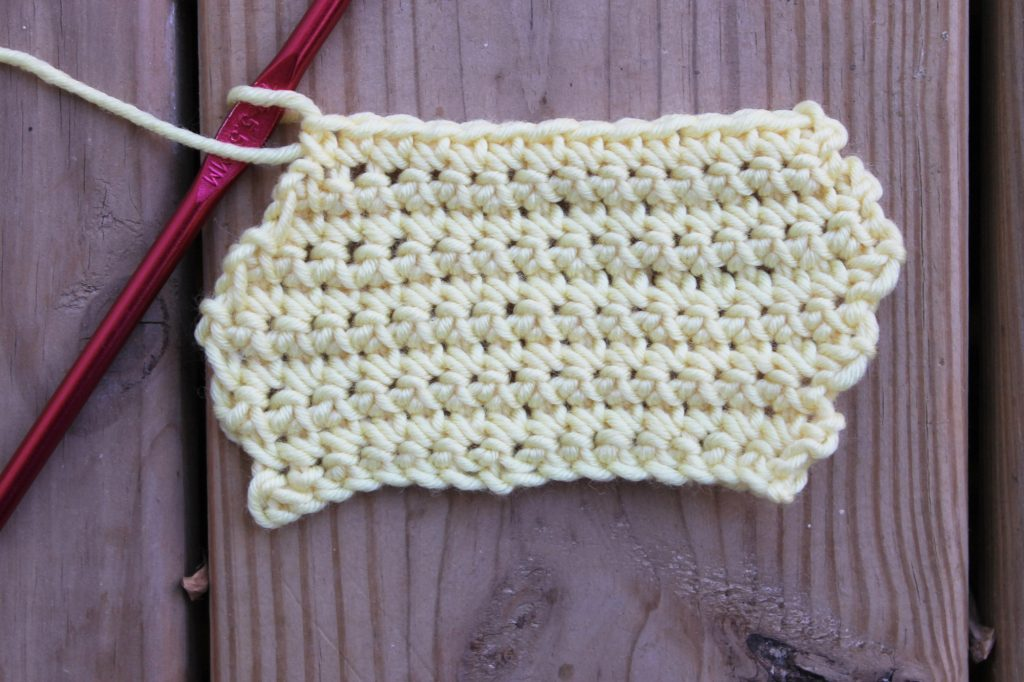 How To Fix Uneven Crochet Rows
