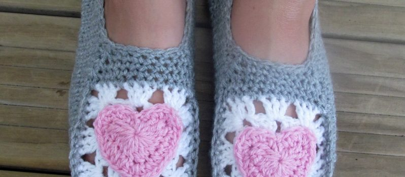 Easy Crochet Slippers For Adults Free Pattern Knit And Crochet Daily