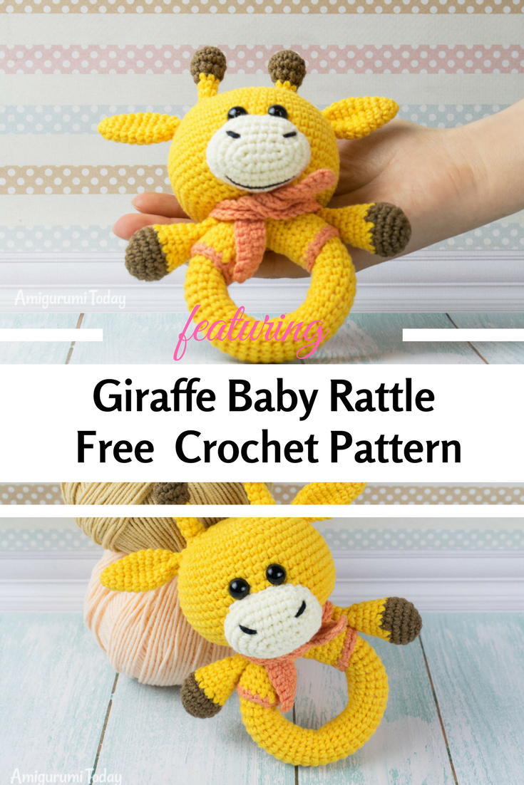 Free Crochet Toy Patterns For Babies Cool Decoration