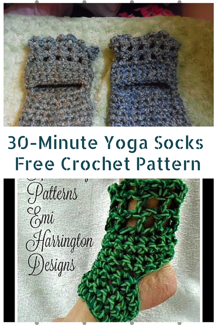 30 Minute Crochet Projects- Free Crochet Patterns - Page 3 of 3 ...