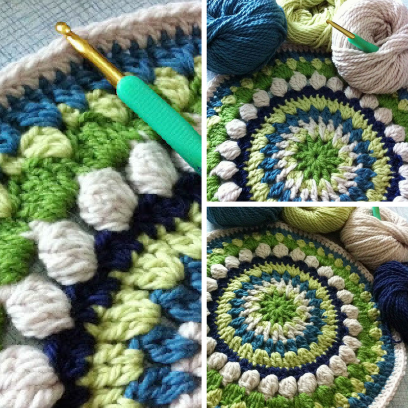 Giant Area Rugs Free Crochet Patterns Page 2 Of 2 Knit And