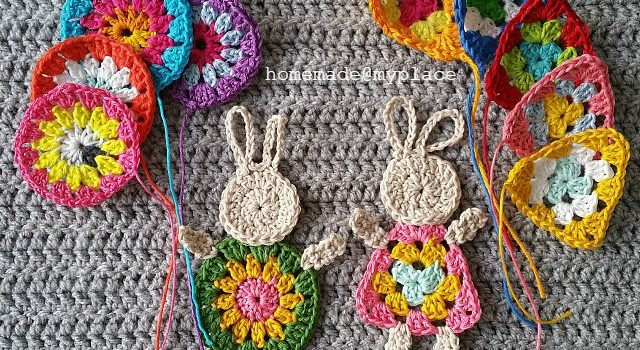 Free Pattern Most Adorable Granny Bunny Crochet Patterns Ever