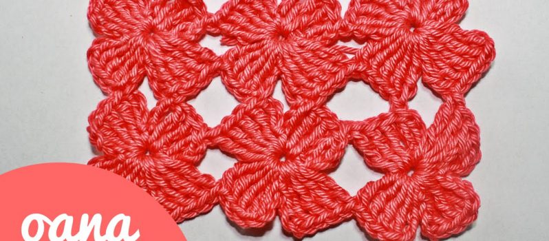 How To Crochet The Four Leaf Clover Stitch Knit And Crochet Daily