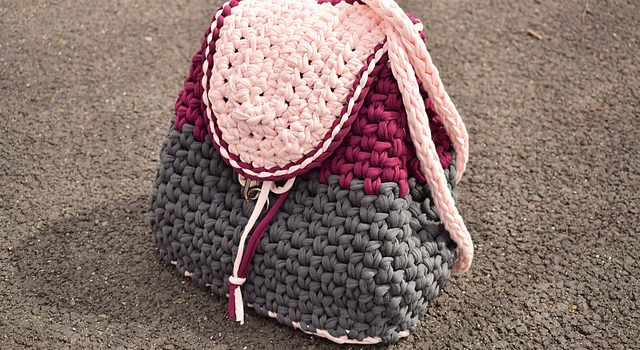 Modern Backpack Free Crochet Pattern For All Seasons Knit And