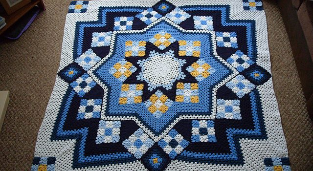 Stellar Crochet Afghan Pattern To Add To Your Collection Knit And