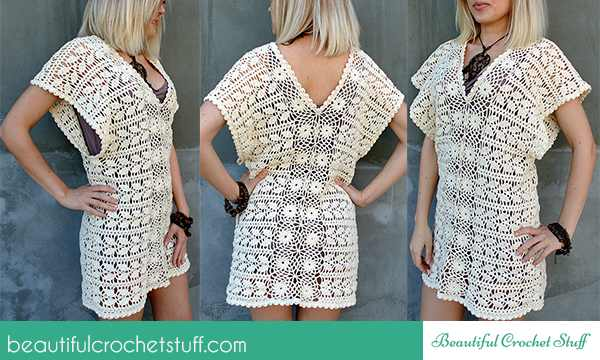 Crochet Summer Tops Free Patterns Knit And Crochet Daily