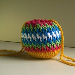 Brick Stitch Crochet Bag - Free Pattern And Video Tutorial