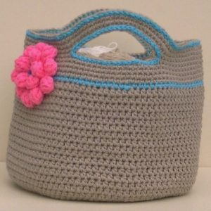 Stash Buster Crochet Basket - Free Pattern And Video Tutorial