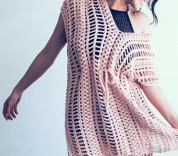 Free Crochet Beach Cover Up Pattern Archives Knit And Crochet Daily