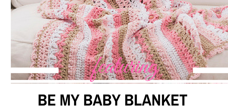 Easy Stitches Baby Blanket Free Crochet Pattern Knit And Crochet Daily