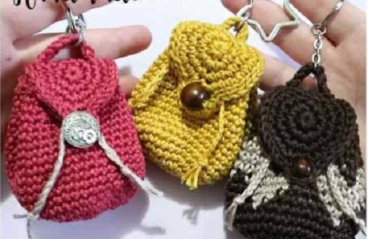 Crochet Bags Free Patterns - [Collection Of Indie Designs] | 350x538