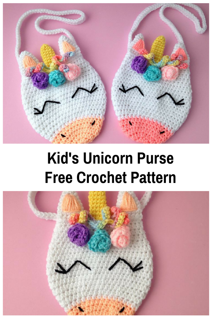 This Cute Unicorn Purse Will Make Your Little One Feel Special