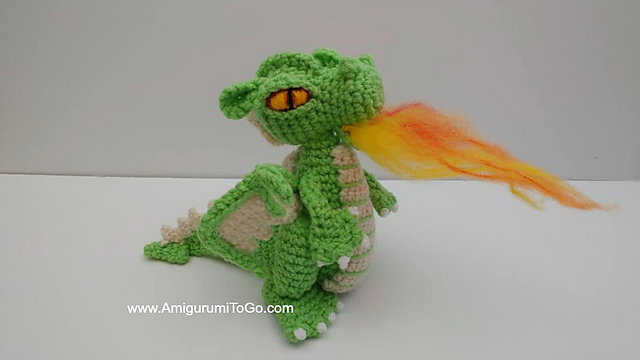 Ravelry: Add-On Dragon: Epic Extra Large Wings pattern by Megan Lapp | 360x640