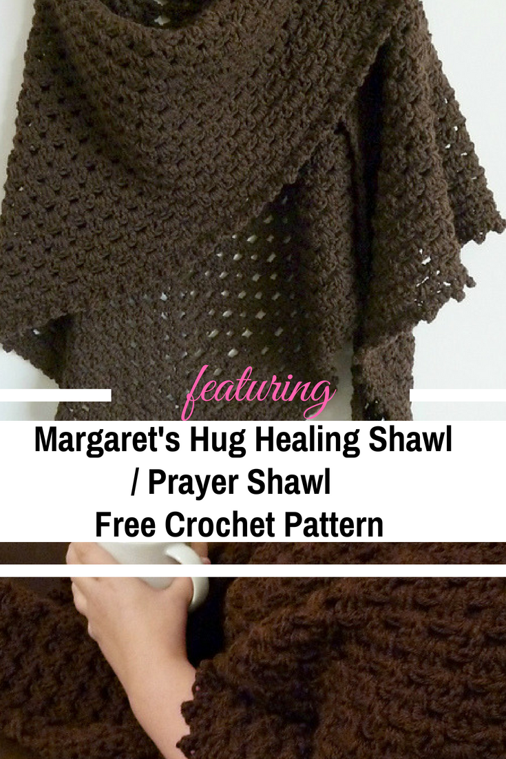 Prayer Shawl Free Crochet Pattern