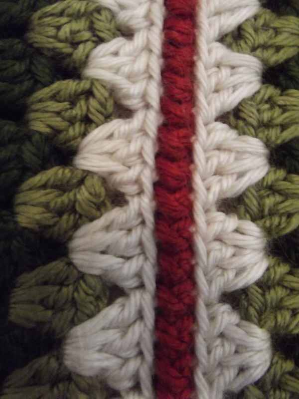 How To Join Crochet Squares -Crab Stitch Join