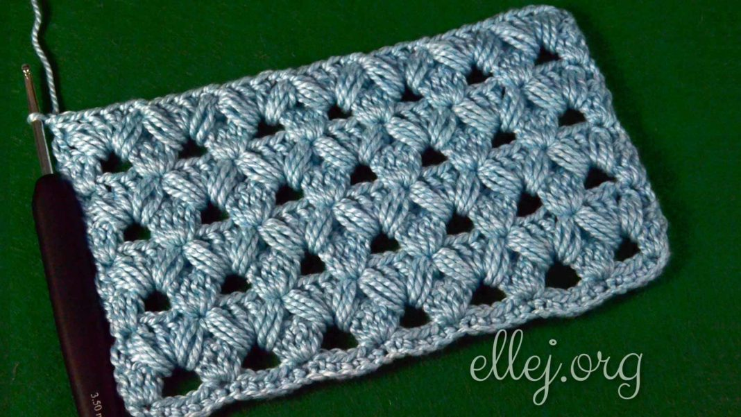 Turkish Crochet Stitch Free Pattern Amp Video Tutorial