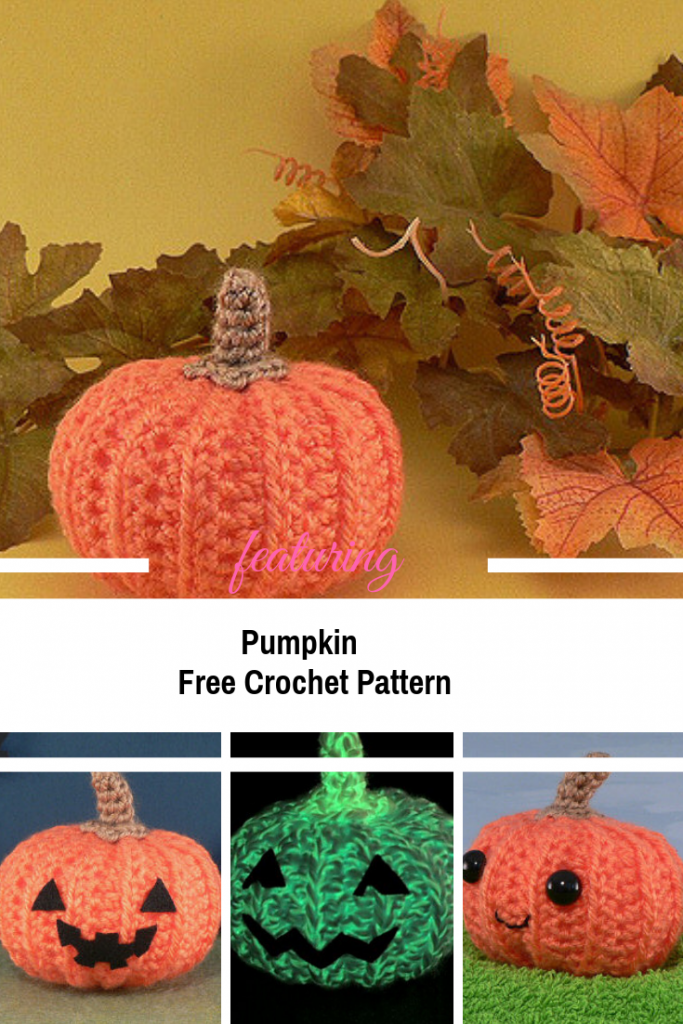 Easy Crochet Pumpkin Pattern